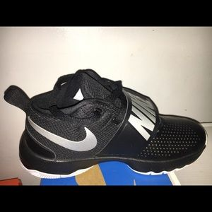 Brand new basketball shoes!
